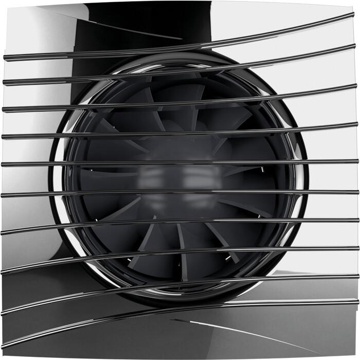 Вентилятор DiCiTi Silent D100 с обратным клапаном (SILENT 4C Chrome)