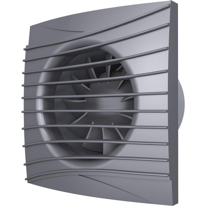 Вентилятор DiCiTi Silent D100 с обратным клапаном (SILENT 4C dark gray metal)