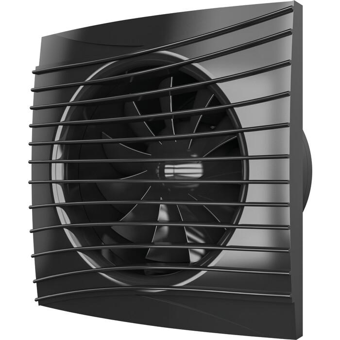 Вентилятор DiCiTi Silent D125 с обратным клапаном (SILENT 5C Obsidian)