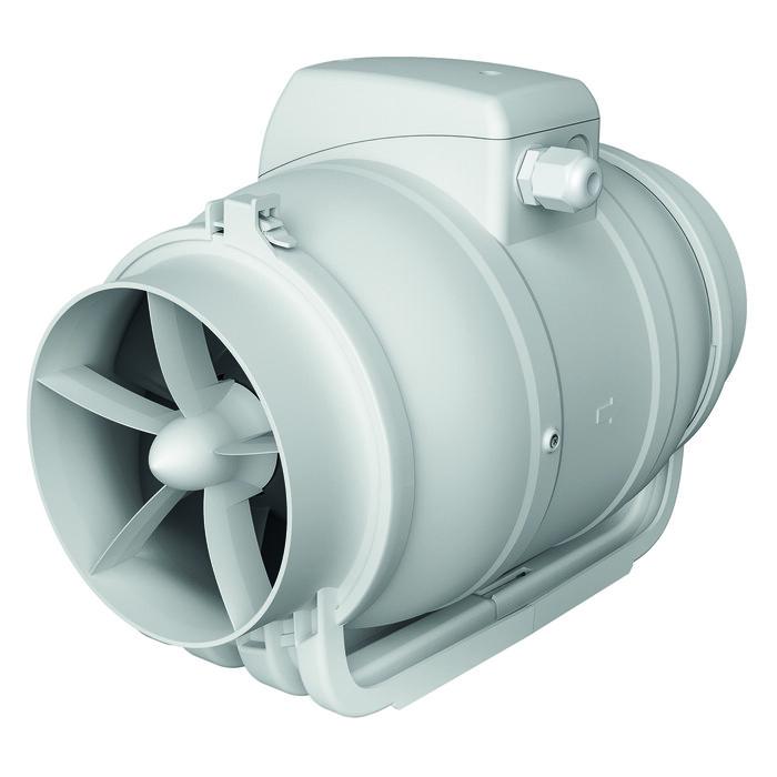 Вентилятор DiCiTi Typhoon D125 канальный осевой, две скорости (TYPHOON 125 2SP)