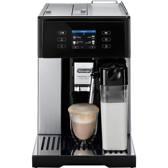 Кофемашина DeLonghi Perfecta Deluxe ESAM 460.80.MB