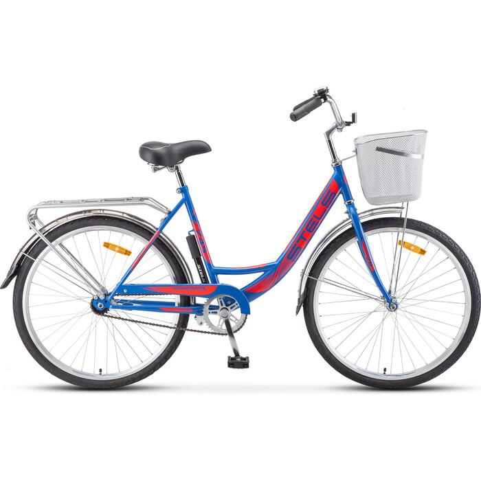Велосипед Stels Navigator-245 26 Z010 19 Синий/красный