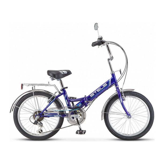 Велосипед Stels Pilot-350 20 Z011 13 Синий