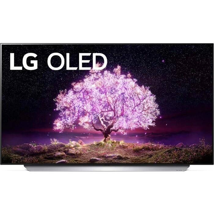 Фото - OLED Телевизор LG OLED77C1RLA oled телевизор lg oled55gxr