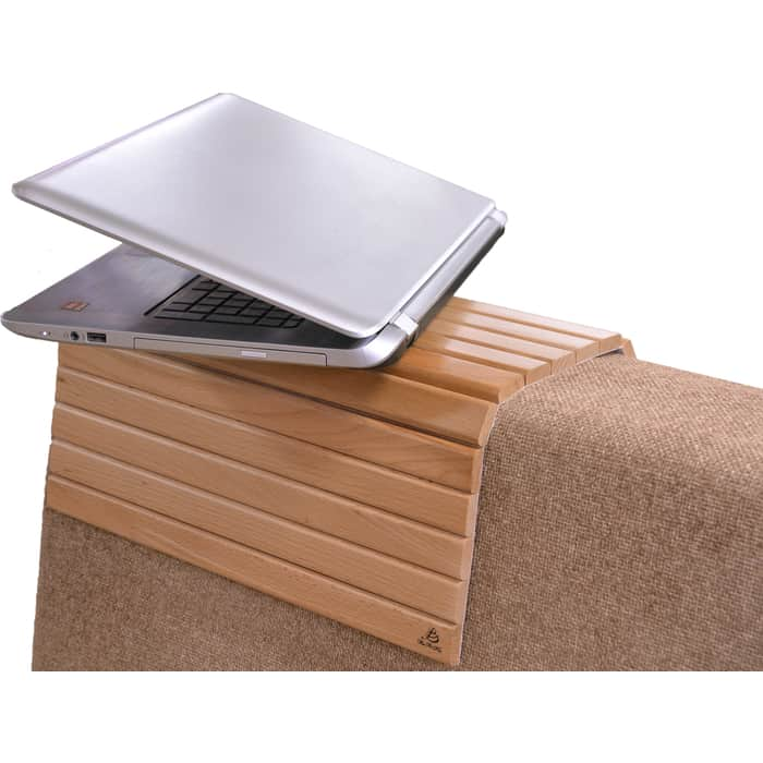 Мебелик Накладка на диван П 7 светло-коричневая
