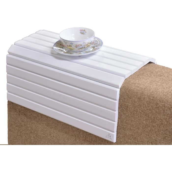 Мебелик Накладка на диван П 7 белый