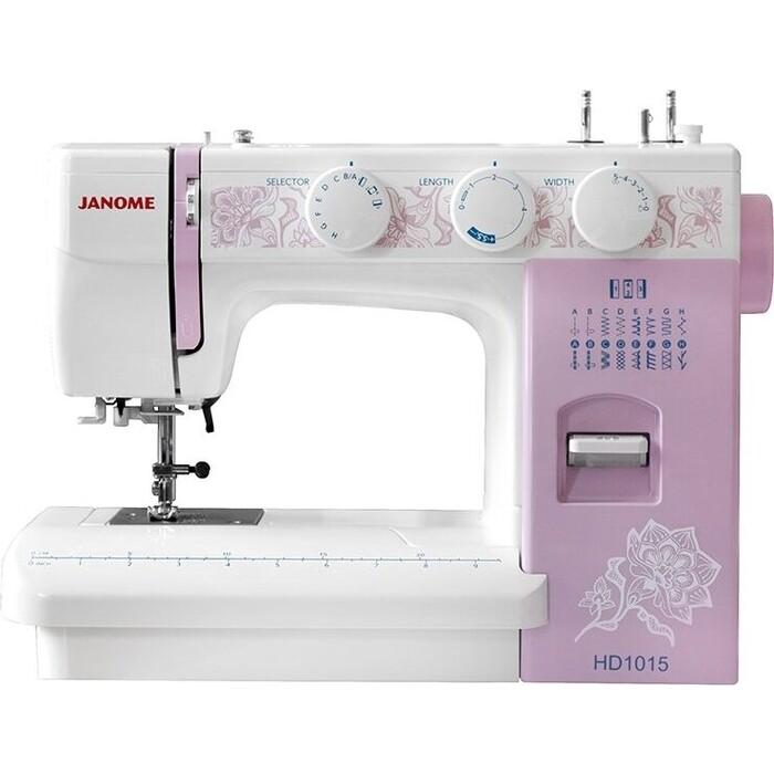 Швейная машина Janome HD1015