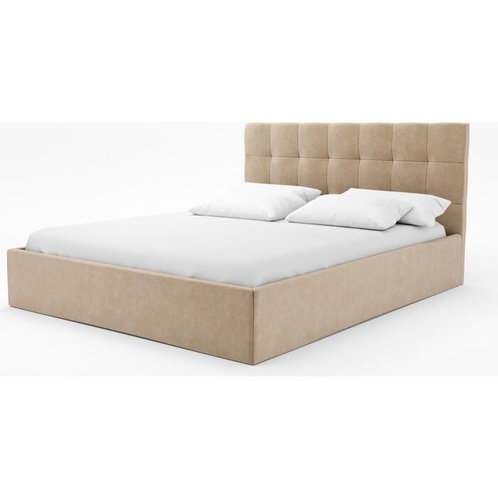 Кровать Коста Данко 140х200 newtone beige