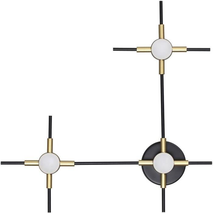 Светильник Odeon Light Настенный светодиодный Costella 3906/9WL