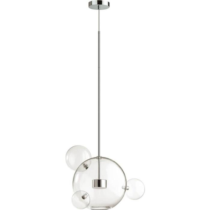 Светильник Odeon Light Подвесной светодиодный Bubbles 4802/12LA