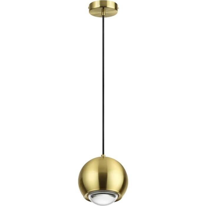 Светильник Odeon Light Подвесной светодиодный Mia 4227/6L