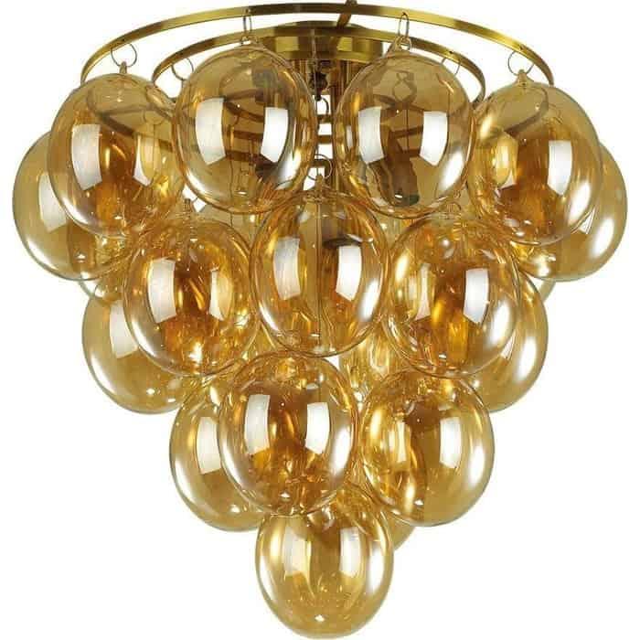 Светильник Odeon Light Потолочный Grape 4812/6C