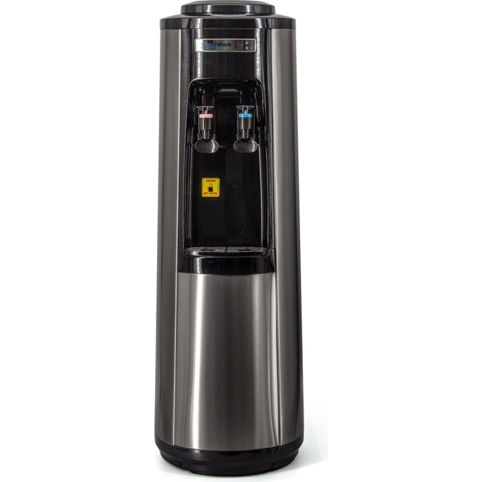 Кулер для воды Aqua Work AW HC66L (серебристый/черный)