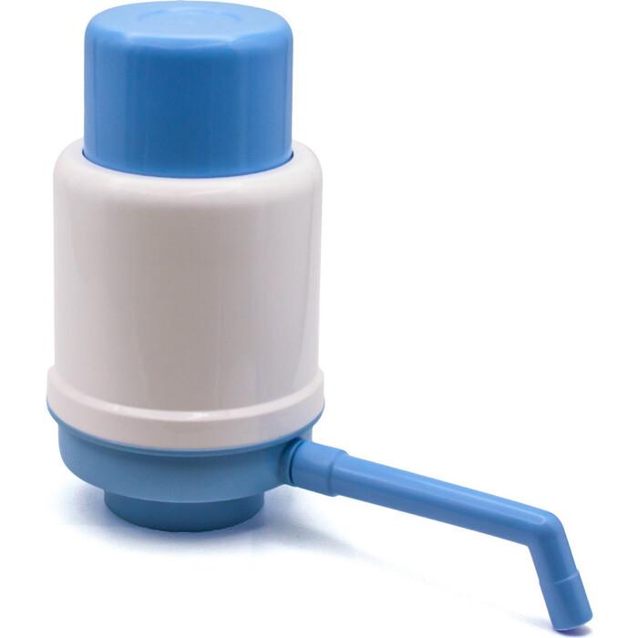 Помпа механическая Aqua Work Дельфин КВИК (голубая) в коробке