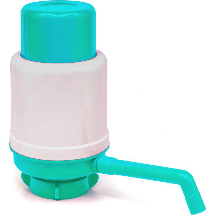 Помпа механическая Aqua Work Дельфин ЭКО (бирюзовая)