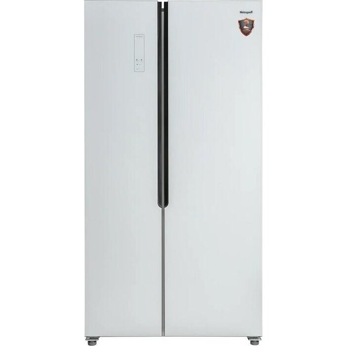 Холодильник Weissgauff WSBS 500 NFW Inverter