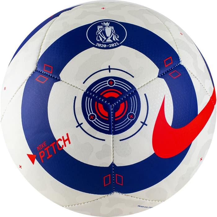 Мяч футбольный Nike Pitch PL, CQ7151-103, р.4