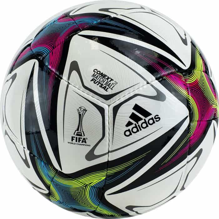 Мяч футзальный Adidas Conext 21 Pro Sala, GK3486, р.4, FIFA