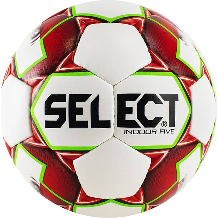 Мяч футзальный Select Indoor Five 852708-103, р.4