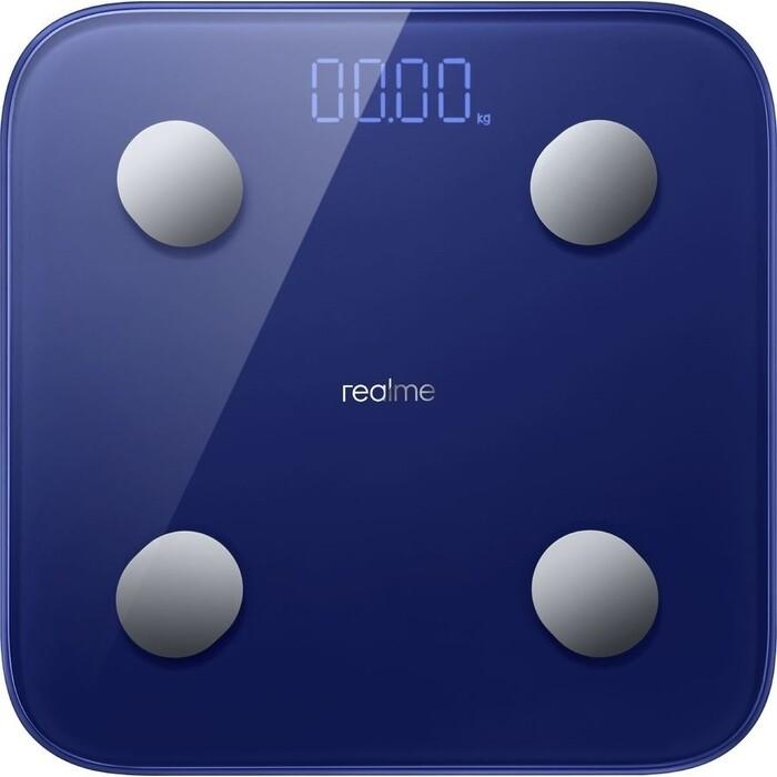 Весы напольные Realme RMH2011 Smart Scale, синий