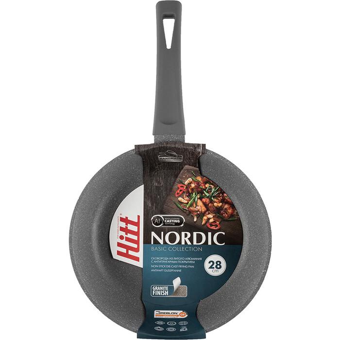 Сковорода Hitt Nordic 28 см (HN1028)