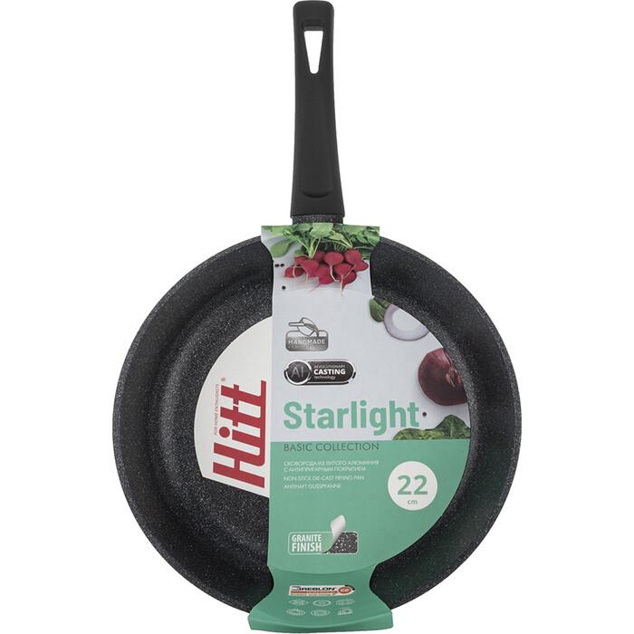 Сковорода Hitt Starlight 22 см (HS1022)