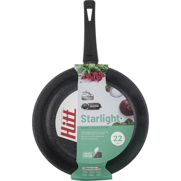 Сковорода Hitt Starlight 24 см (HS1024)