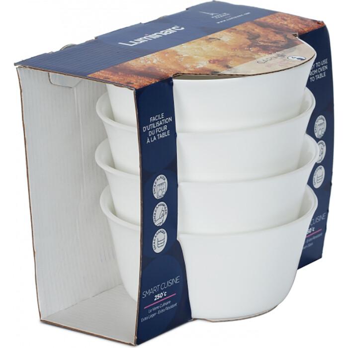 Набор форм для запекания 4 предмета Luminarc Smart Cuisine Carine (N6937)