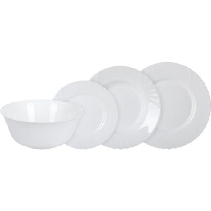 Набор столовой посуды 19 предметов Luminarc Cadix (L0300)