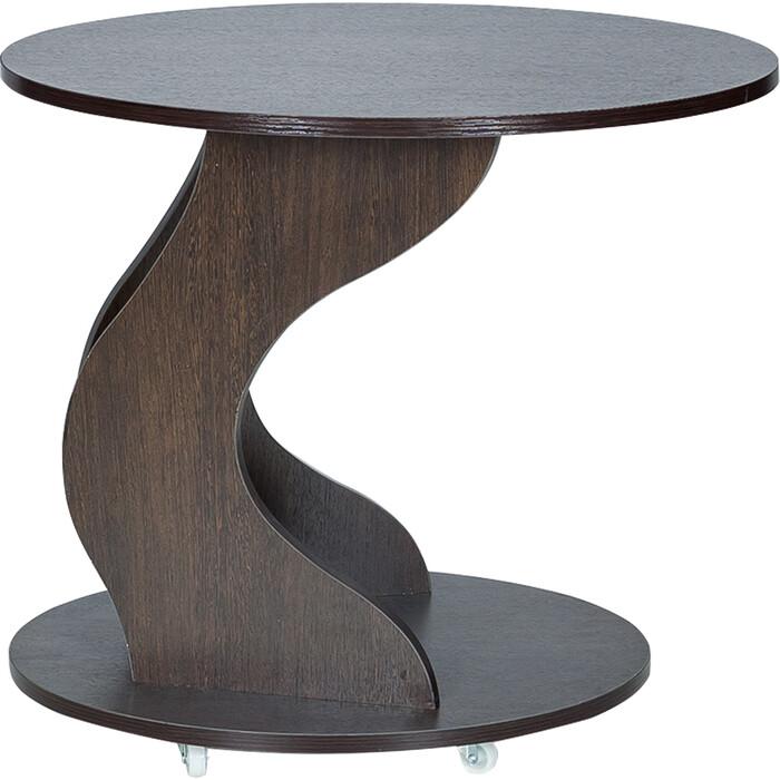 Leset Подкатной столик Сатурн венге