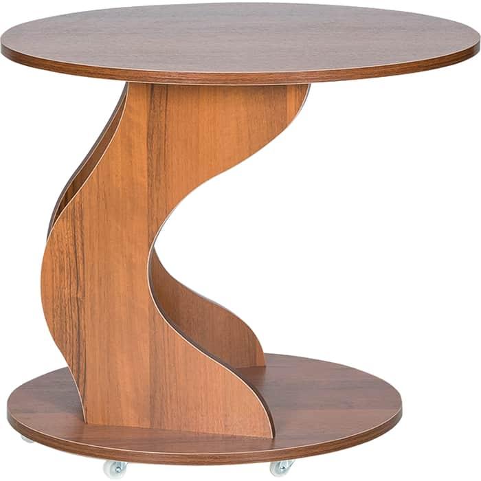 Leset Подкатной столик Сатурн орех