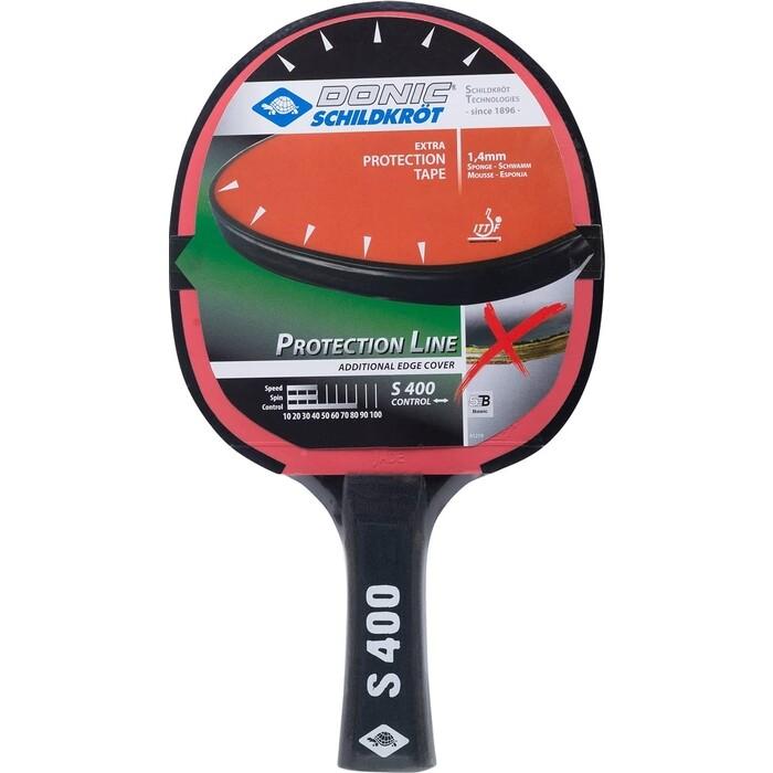 Ракетка для настольного тенниса Donic-Schildkrot Protection Line Level 400