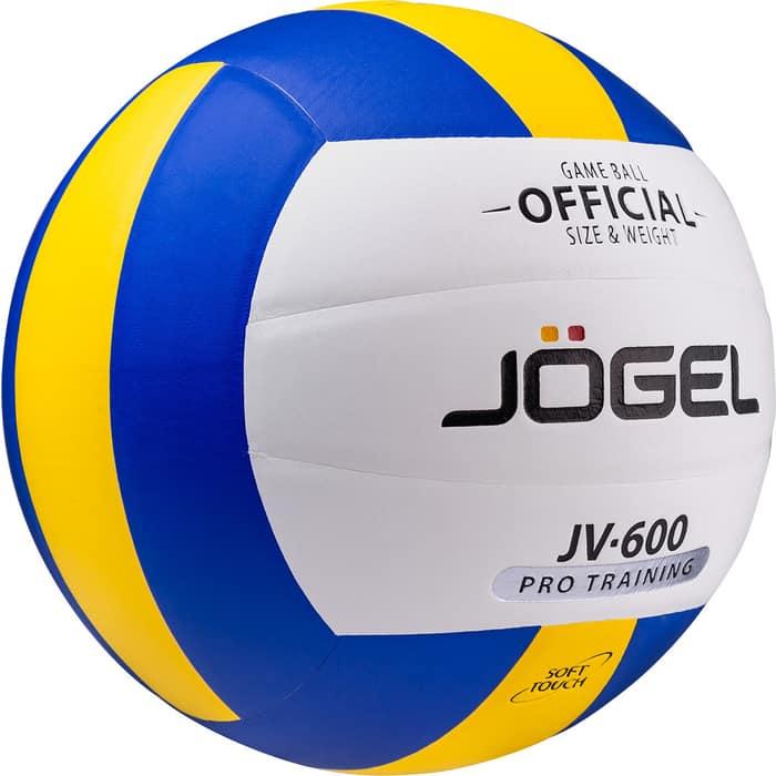 Мяч волейбольный JOGEL JV-600 1/40