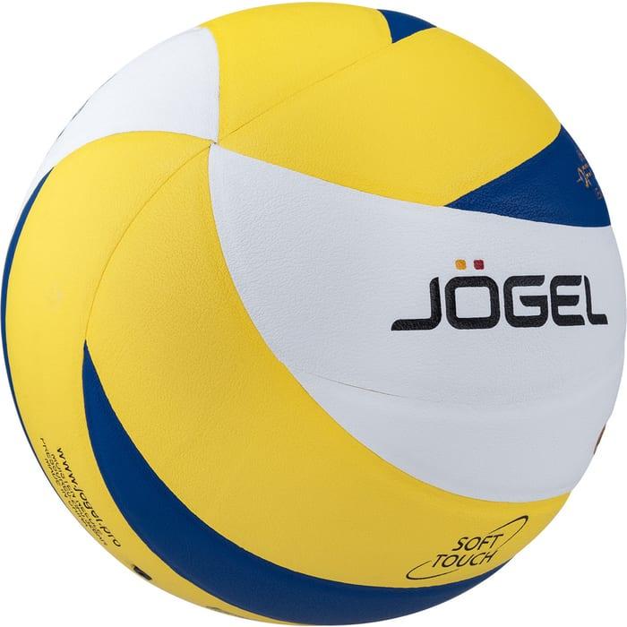 Мяч волейбольный JOGEL JV-800 1/40 недорого