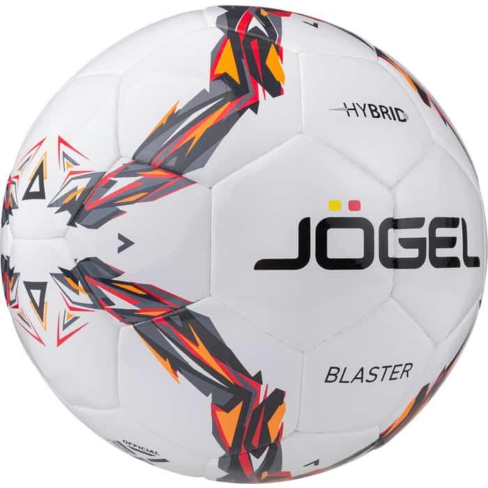 Фото - Мяч футзальный JOGEL JF-510 Blaster №4 1/16 мяч jogel js 510 kids 3 ут 00012406