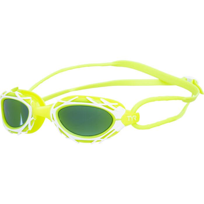 Очки для плавания TYR Nest Pro Nano, зеленый (LGNSTN/073)
