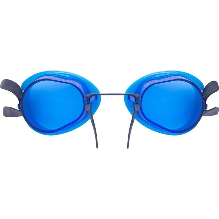 Очки для плавания TYR Socket Rockets 2.0, голубой/черный (LGL2/422)