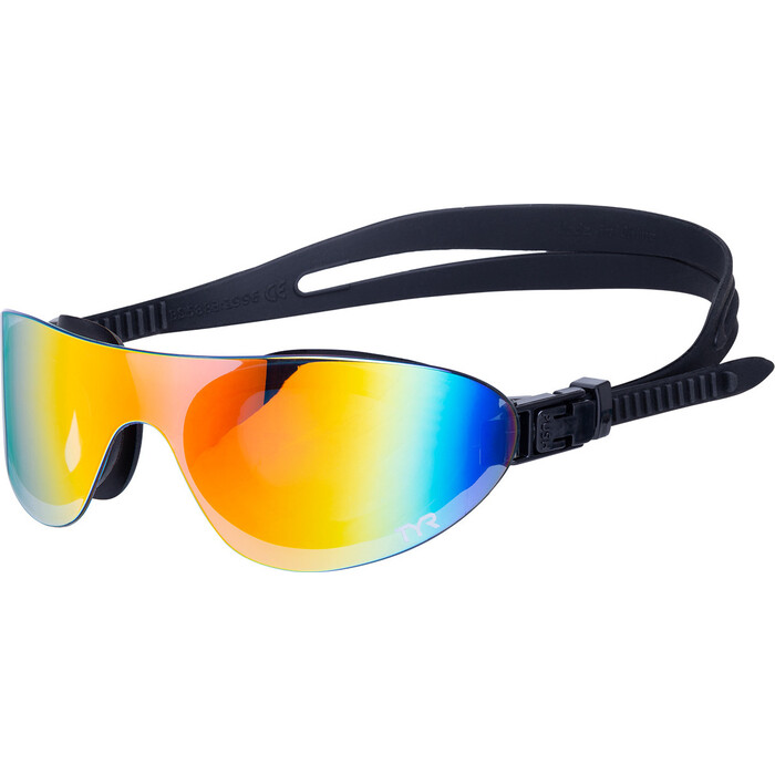 Очки для плавания TYR Swimshades Mirrored, мультиколор (LGSHDM/969)