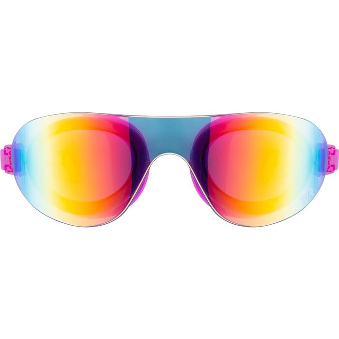 Очки для плавания TYR Swimshades Mirrored, мультиколор (LGSHDM/973)