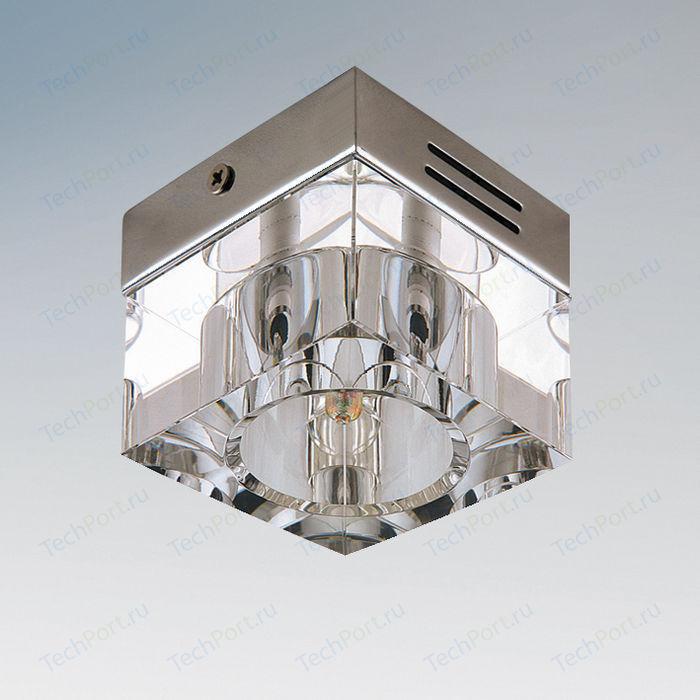 Потолочный светильник Lightstar 104010 светильник lightstar alta qube 104010 g9 40 вт