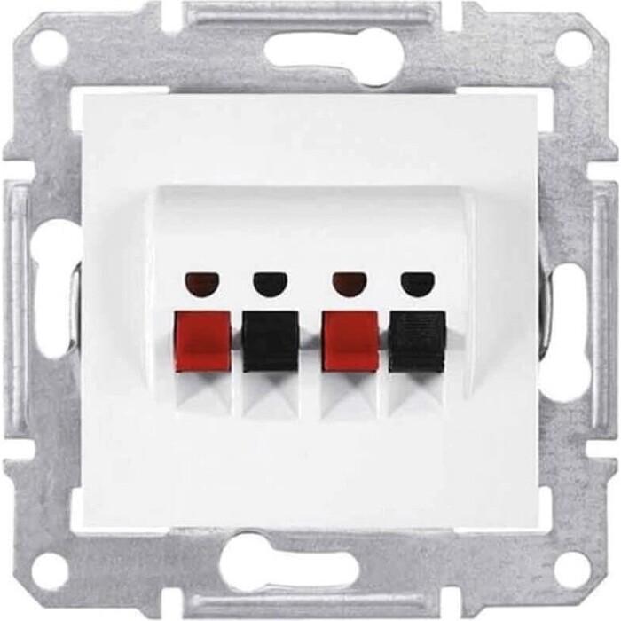 Аудиорозетка Schneider Electric х2 Sedna SDN5400121
