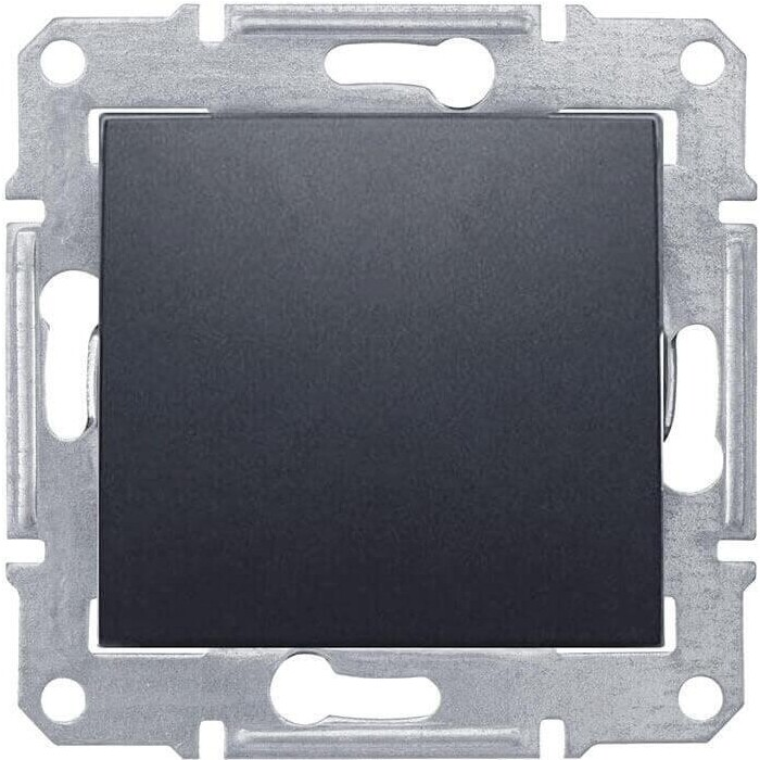 Переключатель Schneider Electric одноклавишный Sedna 10A 250V SDN0400170