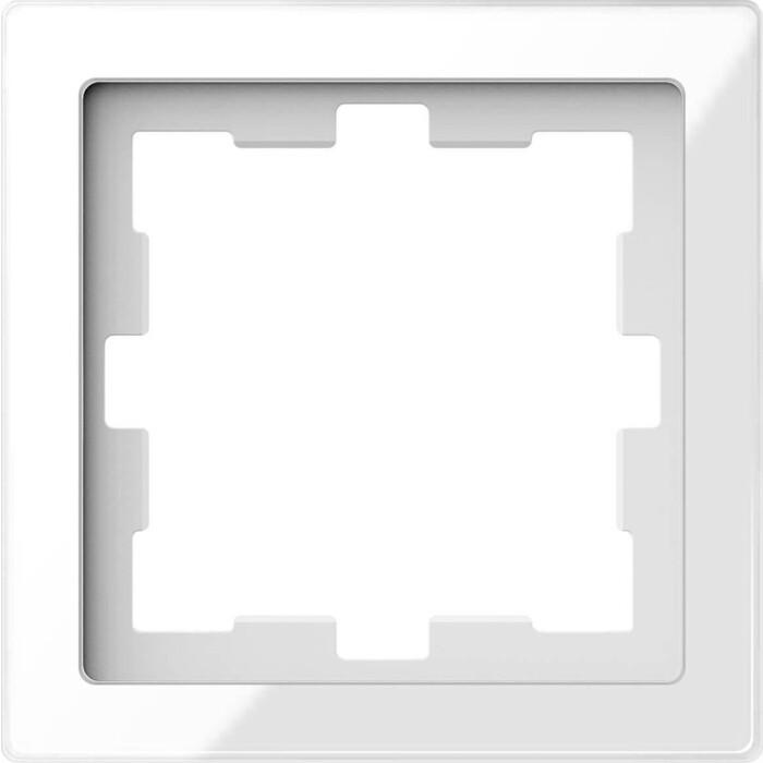 Рамка Schneider Electric 1-постовая Merten D-Life MTN4010-6520