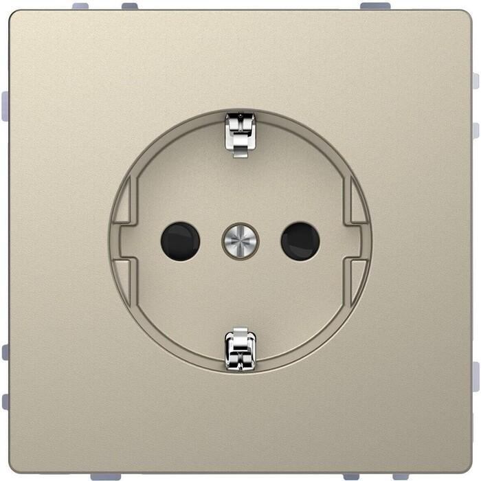 Фото - Розетка Schneider Electric Merten D-Life 16А с з/к и шторками MTN2300-6033 розетка schneider electric merten system m с з и шторками mtn2300 0319
