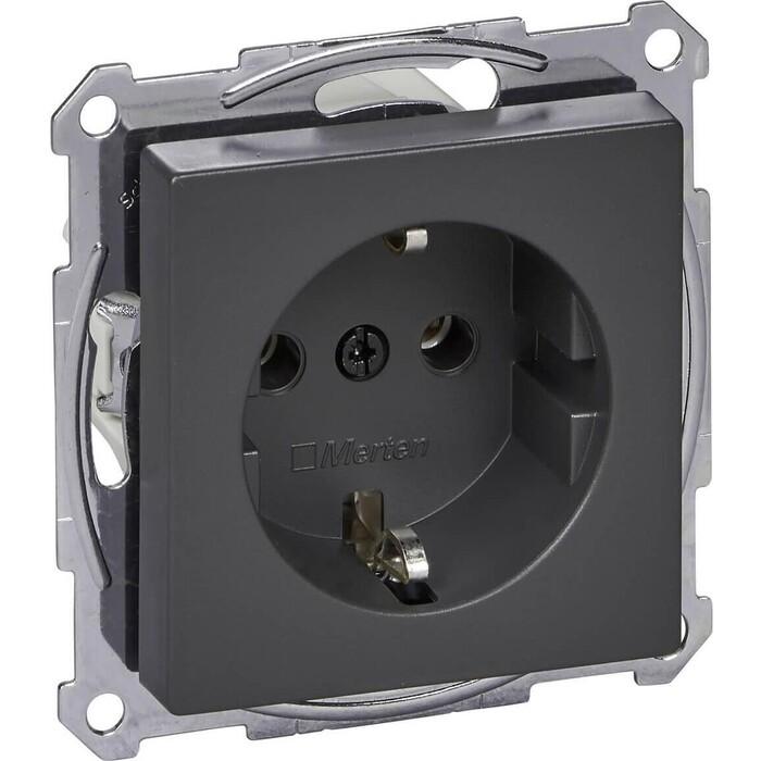 Фото - Розетка Schneider Electric Merten System M 16A с/з без шторок MTN2301-0414 розетка schneider electric merten system m с з и шторками mtn2300 0319