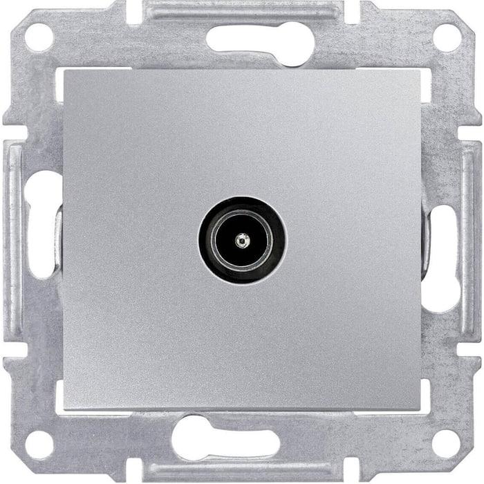 Розетка Schneider Electric TV проходная Sedna 4dB SDN3201860