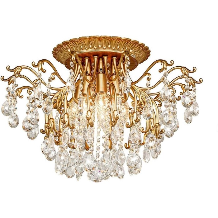 Люстра Silver Light Потолочная Clare 734.58.8