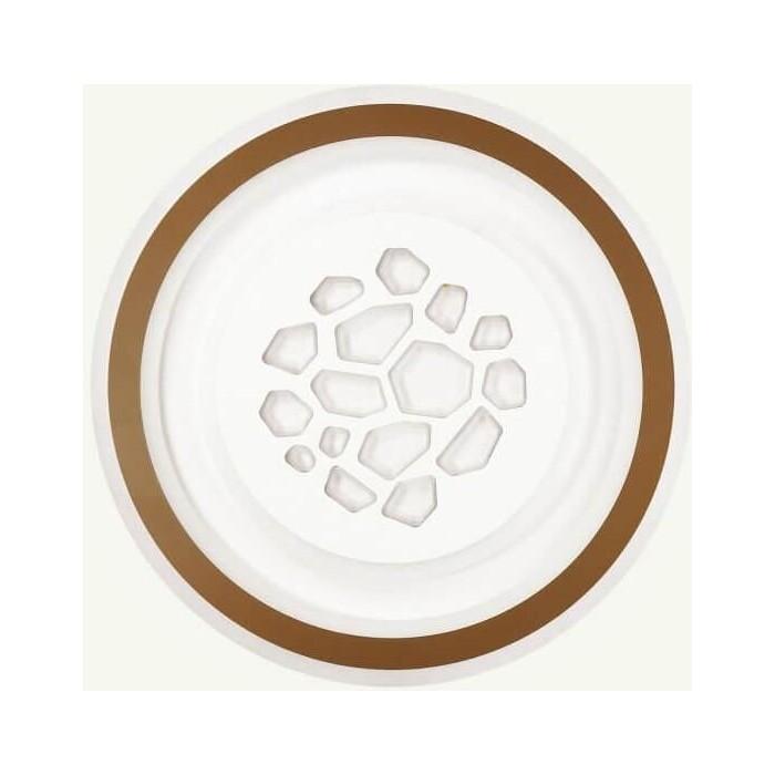Светильник Sonex Настенно-потолочный Pebbles 3024/99CL