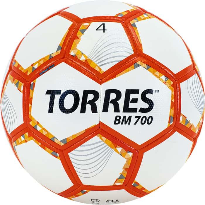 Мяч футбольный Torres BM 700, размер 4 арт. F320654 мяч футбольный torres bm 700 размер 5 арт f320655