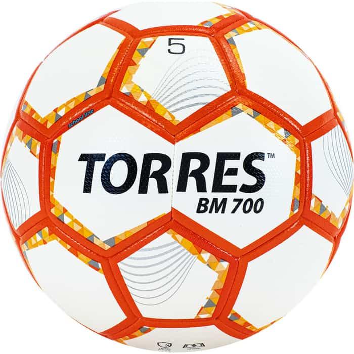 Мяч футбольный Torres BM 700, размер 5 арт. F320655 мяч torres t pro футбольный арт f320995 размер 5